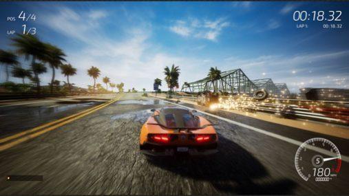 تصویری از بازی-Dangerous Driving در Ps4 2