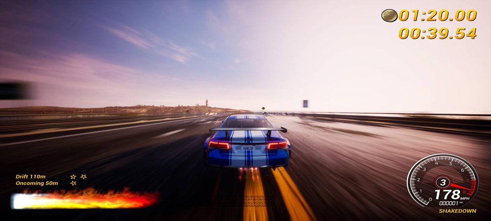 تصویری از بازی Dangerous Driving در Ps4 6
