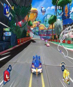 تصویری از بازی Team Sonic Racing در Xbox One 3
