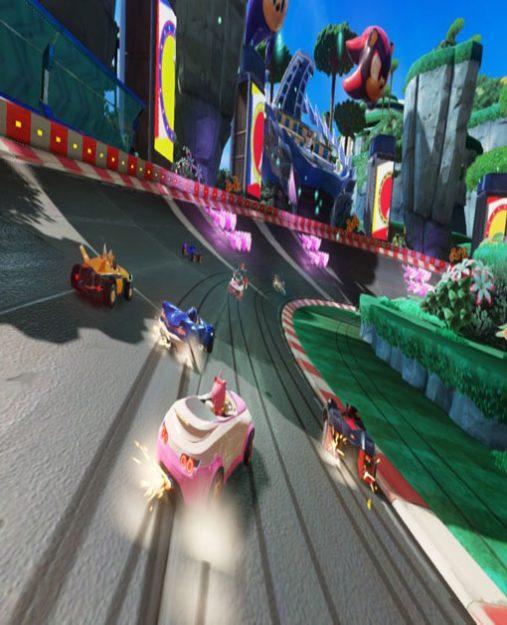 تصویری از بازی Team Sonic Racing در Xbox One