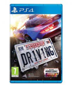خرید بازی Dangerous Driving برای Ps4