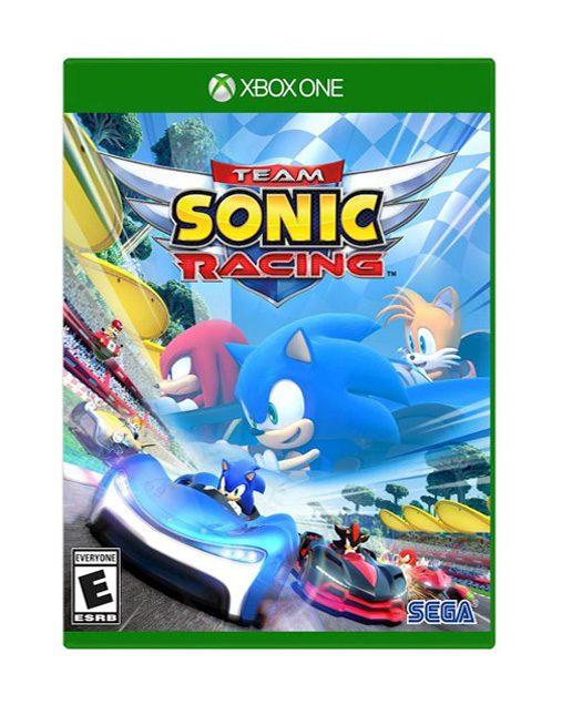 خرید بازی team-sonic racing برای xbox one
