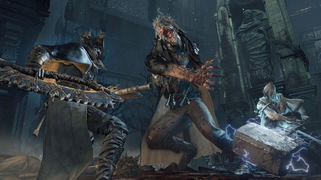 خرید و نقد و بررسی بازی Bloodborne برای Ps4 01