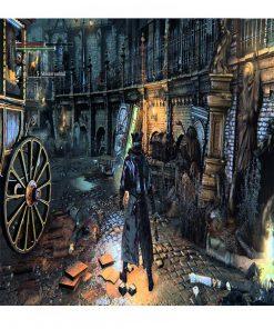 تصویر بازی Bloodborne برای Ps4 - کارکرده 01