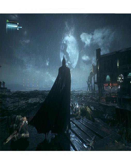 تصویر بازی Batman: Arkham Knight برای Ps4 - کارکرده 01