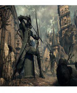 تصویر بازی Bloodborne برای Ps4 - کارکرده 03