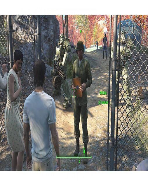 تصویر بازی Fallout 4 برای Ps4 - کارکرده 01