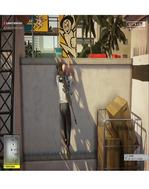تصویر بازی Hitman 2 برای Ps4 - کارکرده 03