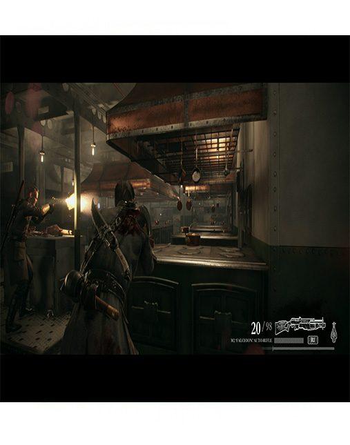 تصویر بازی The Order 1886 برای Ps4 - کارکرده 02