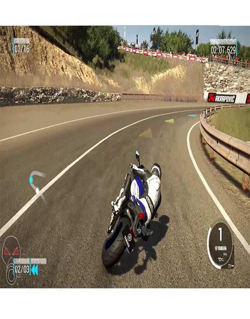 تصویر بازی Ride 2 برای Ps4 - کارکرده 01
