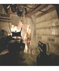 تصویر بازی Resident Evil 7: Biohazard برای Ps4 - کارکرده 02