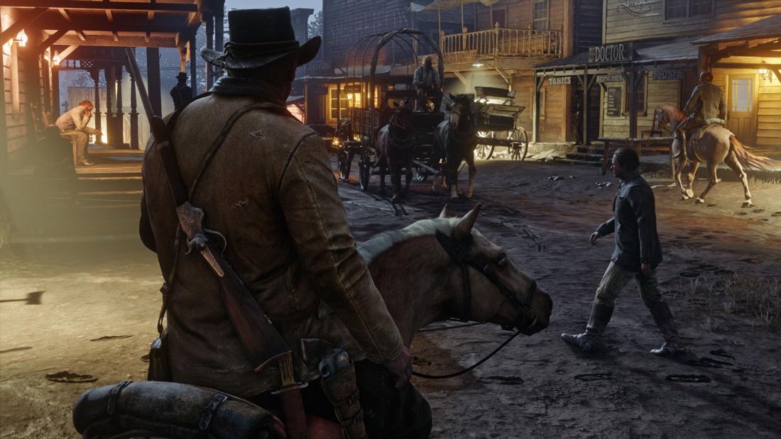تصویر نقد و بررسی بازی Red Dead Redemption 2 مخصوص Xbox One 02