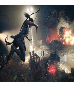 تصویر بازی Shadow Of The Tomb Raider برای Ps4 - کارکرده 01