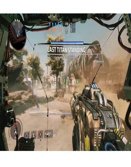 تصویر بازی Titanfall 2 برای Ps4 - کارکرده 02