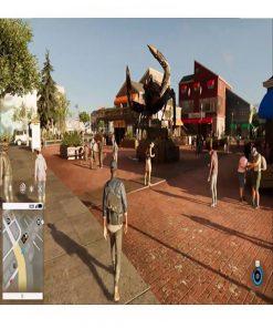 تصویر بازی Watch Dogs 2 برای Ps4 - کارکرده 01