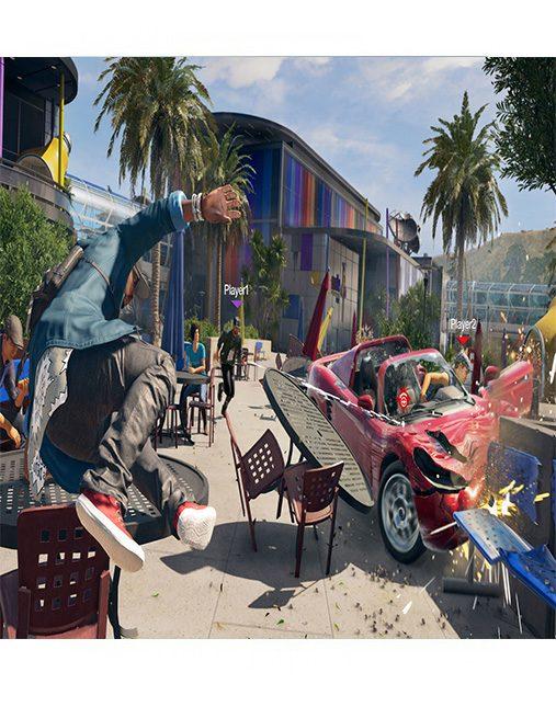 تصویر بازی Watch Dogs 2 برای Ps4 - کارکرده 02