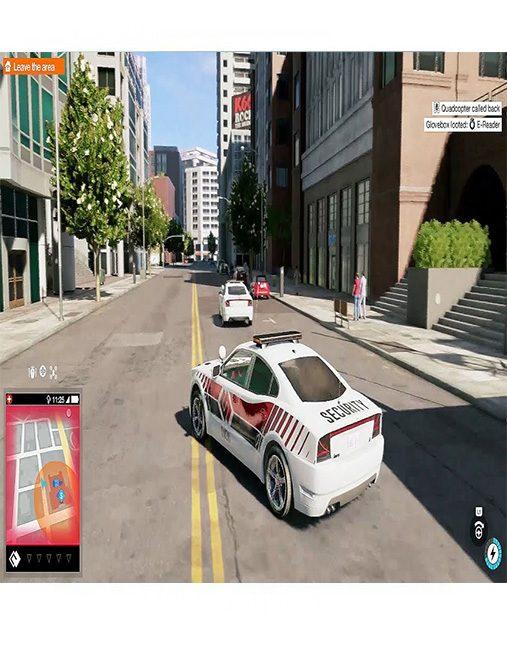 تصویر بازی Watch Dogs 2 برای Ps4 - کارکرده 03