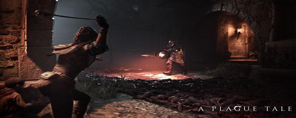 تصویری از بازی A Plague Tale Innocence در Ps4 5