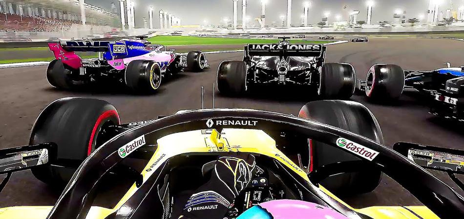 تصویری از بازی F1 2019 Anniversary Edition در Ps4 5