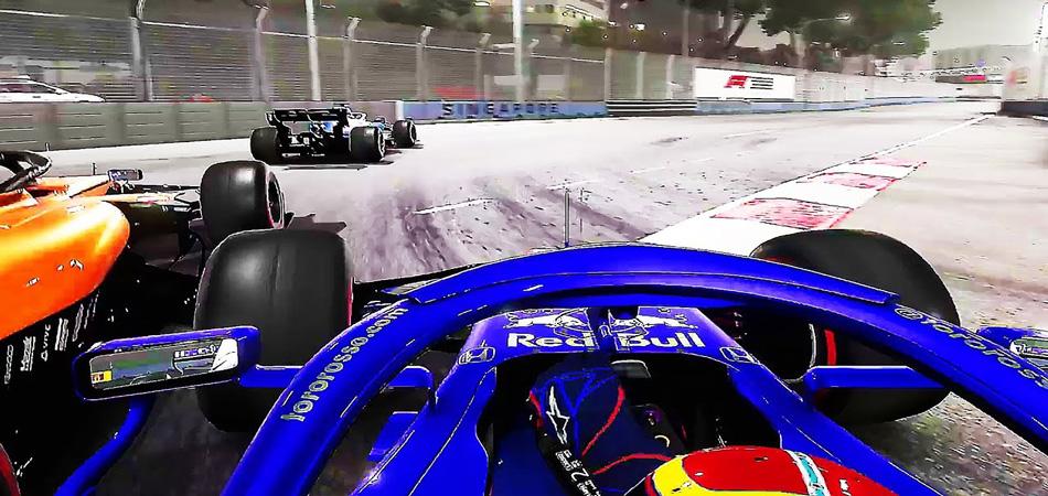 تصویری از بازی F1 2019 Anniversary Edition در Ps4 6