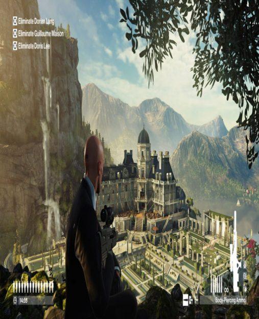 تصویری از بازی Hitman 2 در Ps4