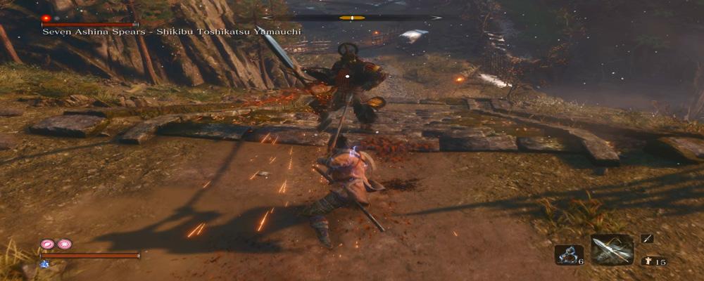 تصویری از بازی Sekiro Shadows Die Twice در Ps4 5