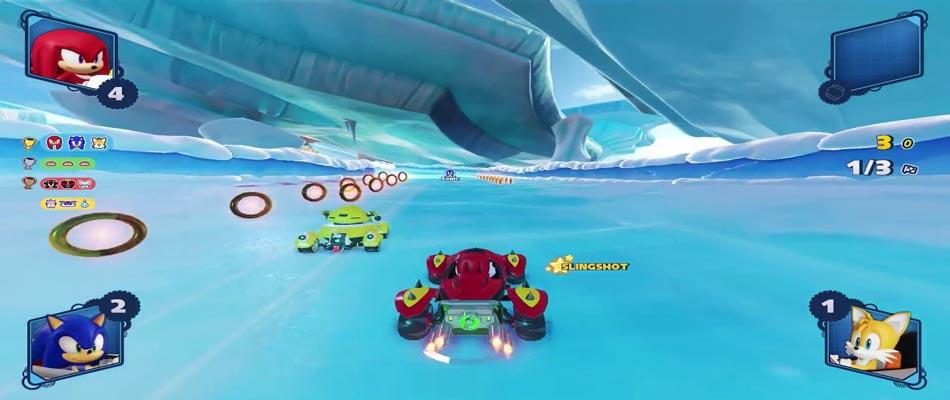 تصویری از بازی Team Sonic Racing در Ps4 5