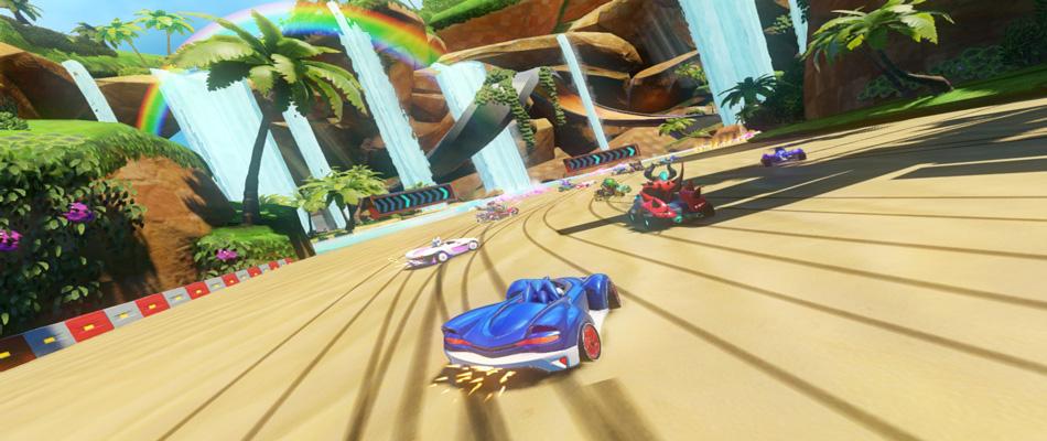 تصویری از بازی Team Sonic Racing در Ps4 6