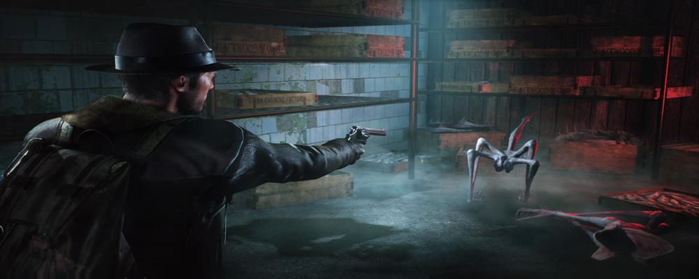 تصویری از بازی The Sinking City در Ps4