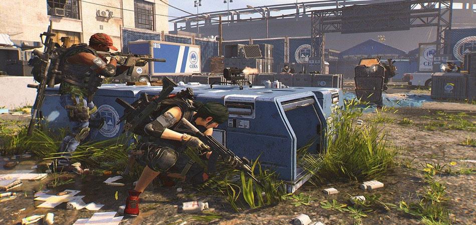 تصویری از بازی Tom Clancy's The Division 2 در Ps4 4