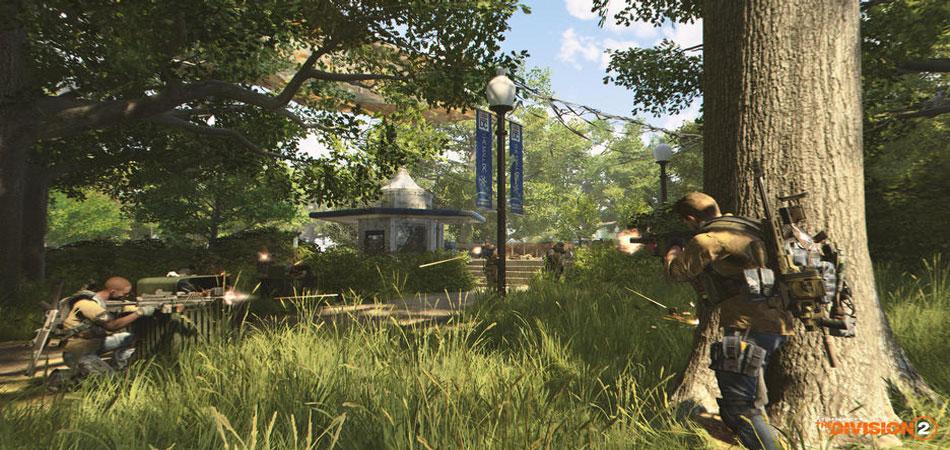 تصویری از بازی Tom Clancy's The Division 2 در Ps4 5