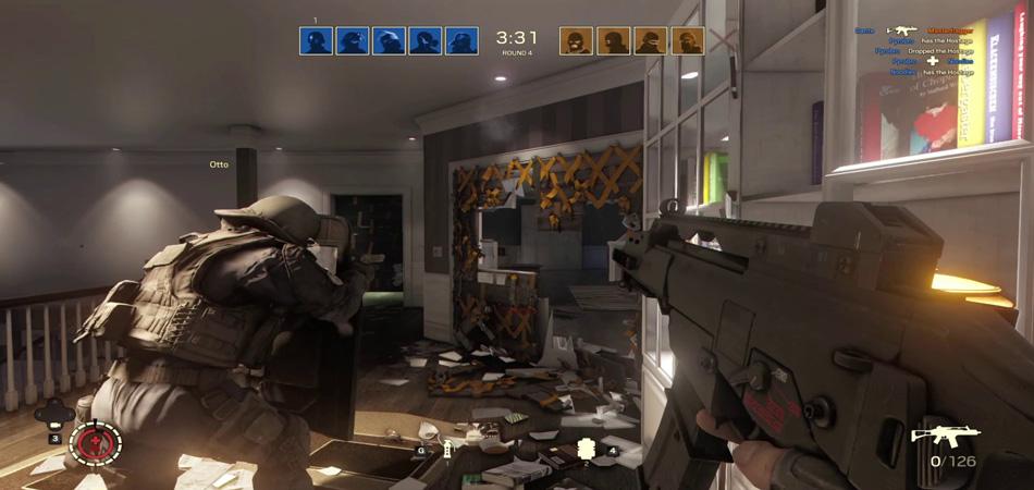 تصویری از بازی Tom Clancy's Rainbow Six Siege برای Ps4 5