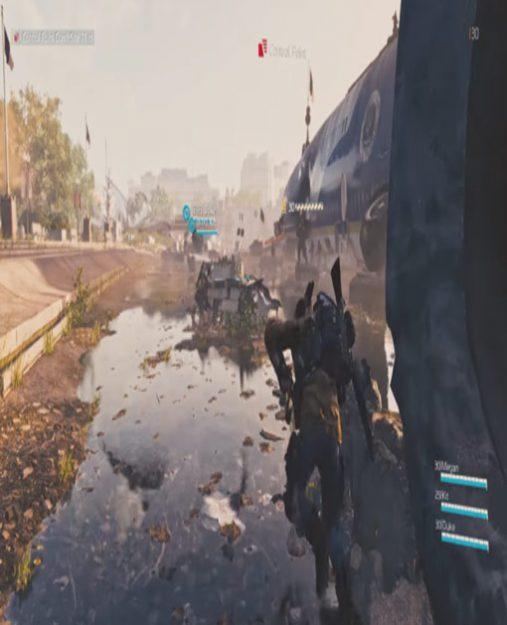 تصویری از بازی Tom Clancy's The Division 2 در Ps4