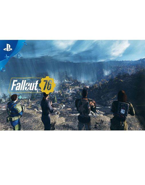 تصویر بازی Fallout 76 Ps4 2