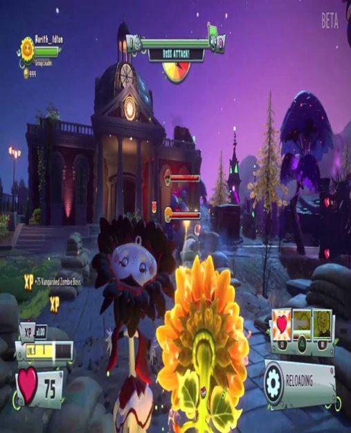 تصویر بازی Plants Vs Zombies Garden Warfare 2 Ps4 1