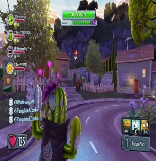 تصویر بازی Plants Vs Zombies Garden Warfare 2 Ps4 2