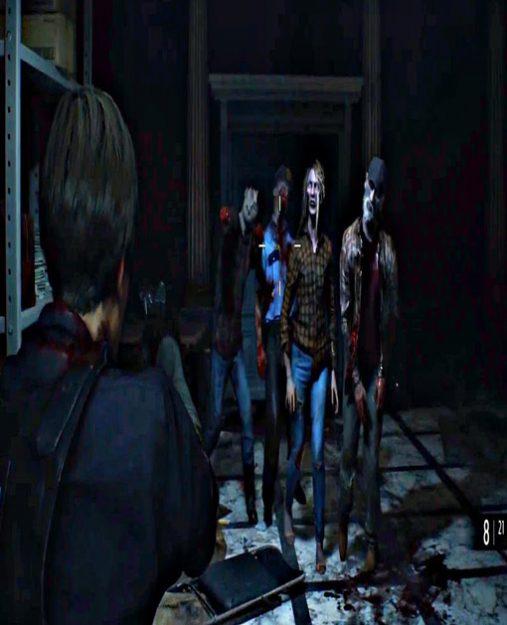 تصویر بازی Resident Evil 2 Remake Ps4 1