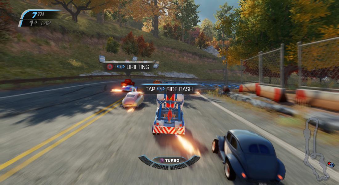 تصویر Cars 3 Driven To Win ps4 3