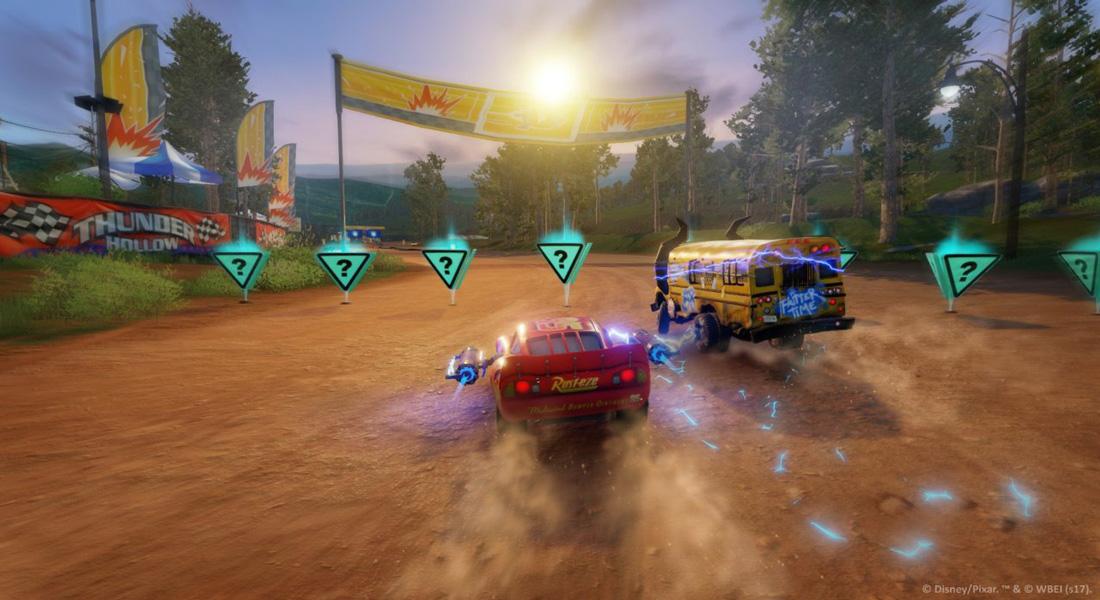 تصویر Cars 3 Driven To Win ps4 4