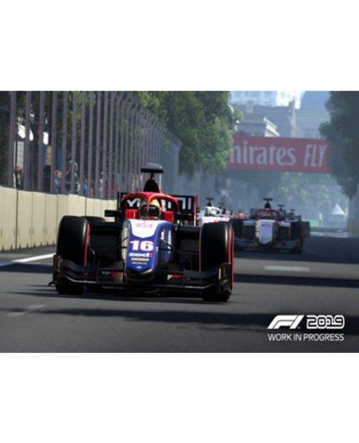 تصویر F1 2019 Ps4 3