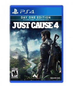 خرید بازی Just Cause 4 Day One Edition Ps4