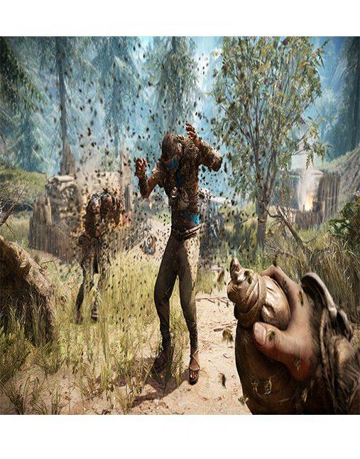 تصویر بازی Far Cry Primal برای Ps4 - کارکرده 01
