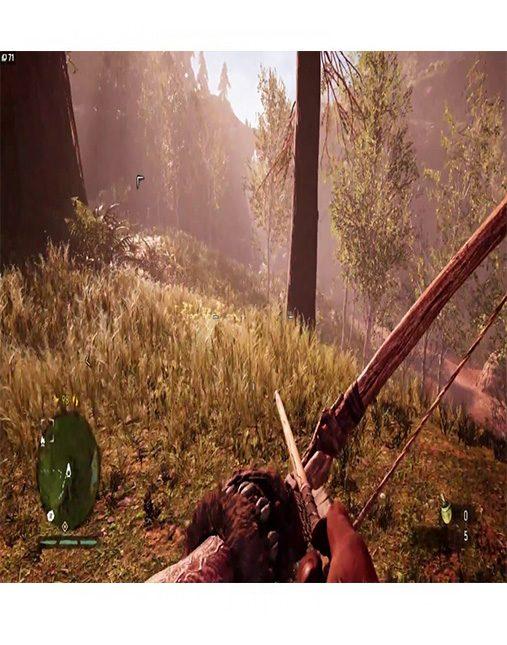 تصویر بازی Far Cry Primal برای Ps4 - کارکرده 03