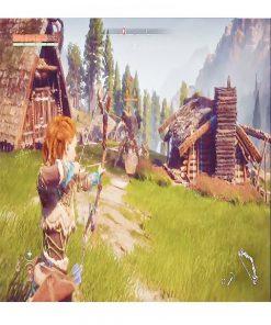 تصویر بازی Horizon Zero Dawn Complete Edition برای Ps4 - کارکرده 02