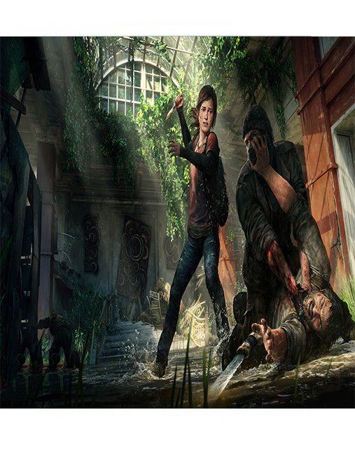 تصویر بازی The Last of Us برای Ps4 - کارکرده 03
