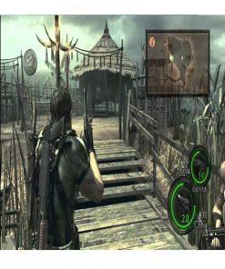 تصویر بازی Resident Evil 5 برای Ps4 - کارکرده 01