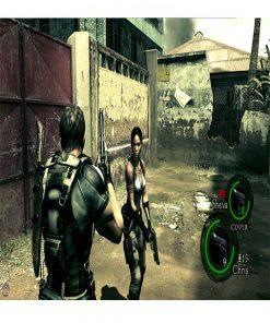 تصویر بازی Resident Evil 5 برای Ps4 - کارکرده 02