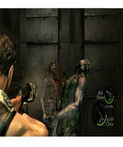تصویر بازی Resident Evil 5 برای Ps4 - کارکرده 03