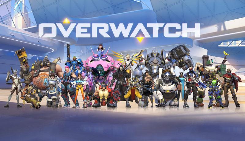 بازی جنگی Overwatch