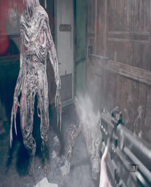 تصویر بازی Resident Evil 7 Biohazard Ps4 1